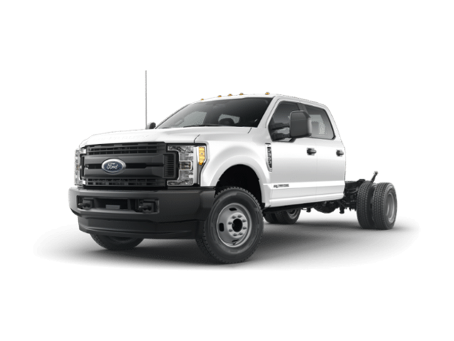 2018 Ford F-350 Super Duty XL Truck Crew Cab